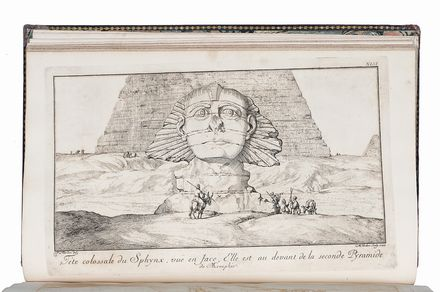 Norden Hermann : Travels in Egypt and Nubia [...] in two volumes. Vol I (-II). Geografia e viaggi  - Auction Graphics & Books - Libreria Antiquaria Gonnelli - Casa d'Aste - Gonnelli Casa d'Aste