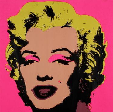 Andy Warhol  (Pittsburgh, 1928 - New York, 1987) : Marilyn Monroe (Marilyn).  - Auction Graphics & Books - Libreria Antiquaria Gonnelli - Casa d'Aste - Gonnelli Casa d'Aste