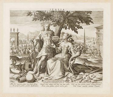 Johannes i sadeler bruxelles 1550 venezia 1600 raphael i sadeler anversa 1561 monaco - Comprare casa a monaco di baviera ...