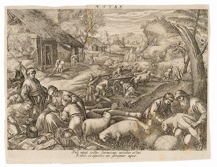 Johannes i sadeler bruxelles 1550 venezia 1600 da raphael i sadeler anversa 1561 - Comprare casa a monaco di baviera ...