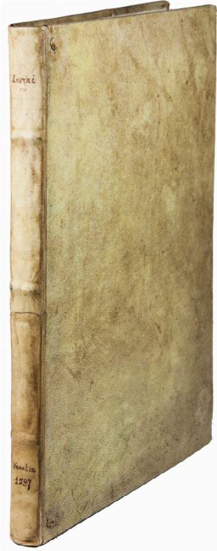 Lorini bonaiuto delle fortificationi libri cinque for Siti di collezionismo