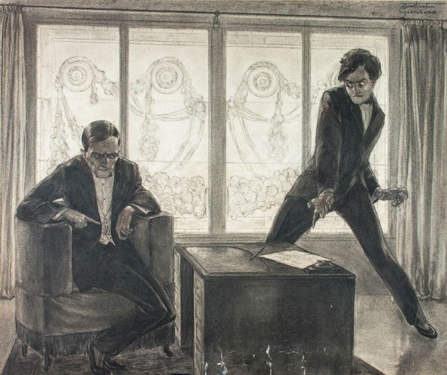 costantino grondona (milano, 1891 - 1939) : la firma. - asta ... - Libreria Antiquaria A Milano