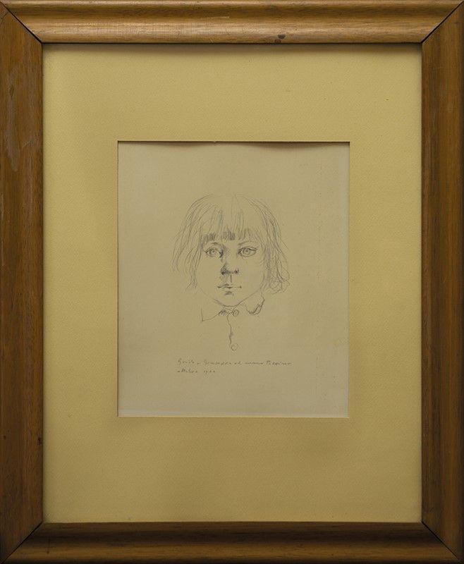 guido somarè (milano, 1923 - 2003) : senza titolo. - asta design ... - Libreria Antiquaria A Milano