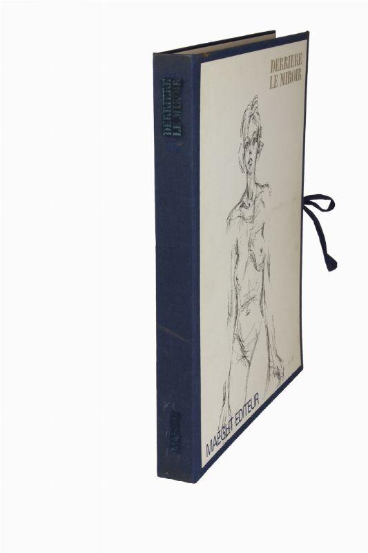 Derri re le miroir joan mir montroig 1893 palma di for Giacometti derriere le miroir