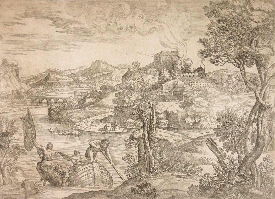 Giovanni francesco grimaldi bologna roma 1680 - Immobiliare grimaldi bologna ...