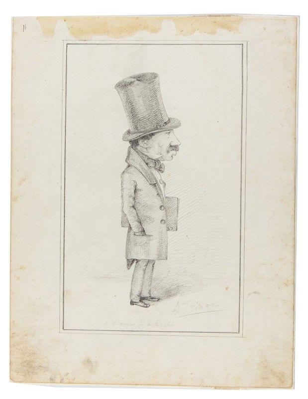 Angelo tricca sansepolcro 1817 firenze 1884 for Abbellimento del lotto d angolo