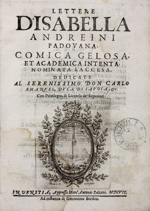Andreini isabella lettere raphael i sadeler anversa 1561 monaco di baviera 1628 - Comprare casa a monaco di baviera ...