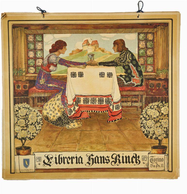 Calendario Aste Torino.Augusto Carutti Pinerolo Di Torino 1875 Torino 1956