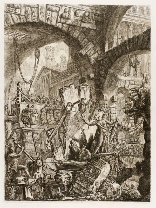Giovanni Battista Piranesi (Mogliano 1720 Roma