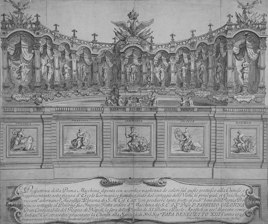 Filippo Vasconi (Roma, - 1730) - Auktionen & Preisarchiv