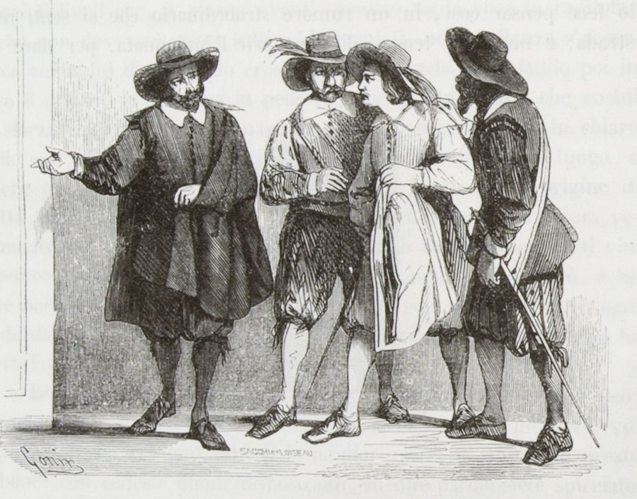 Manzoni alessandro i promessi sposi francesco gonin