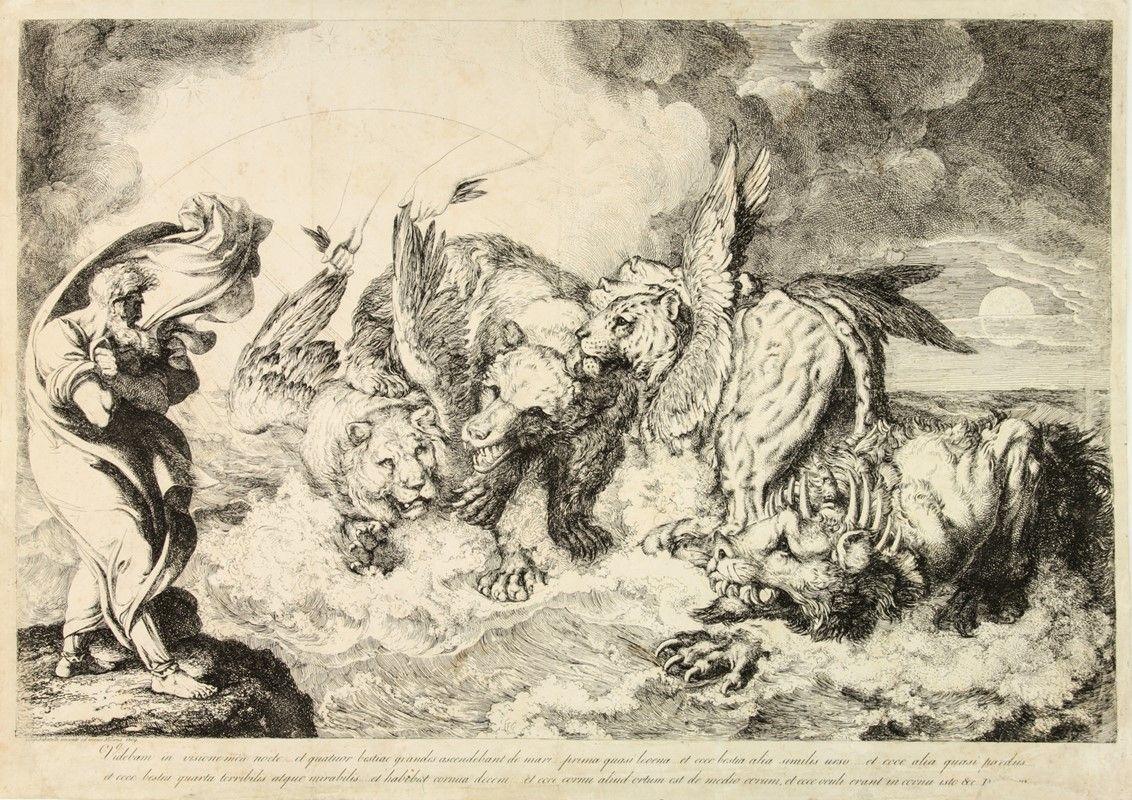 luigi sabatelli (firenze, 1772 - milano, 1850) : la visione di ... - Libreria Antiquaria A Milano