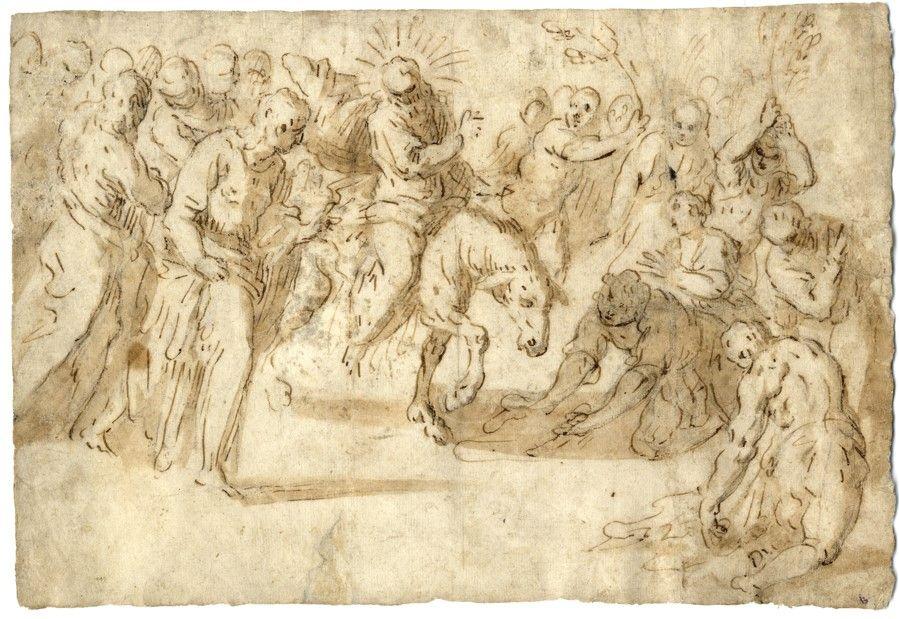 Jacopo robusti detto tintoretto venezia 1519 1594 for Abbellimento del lotto d angolo