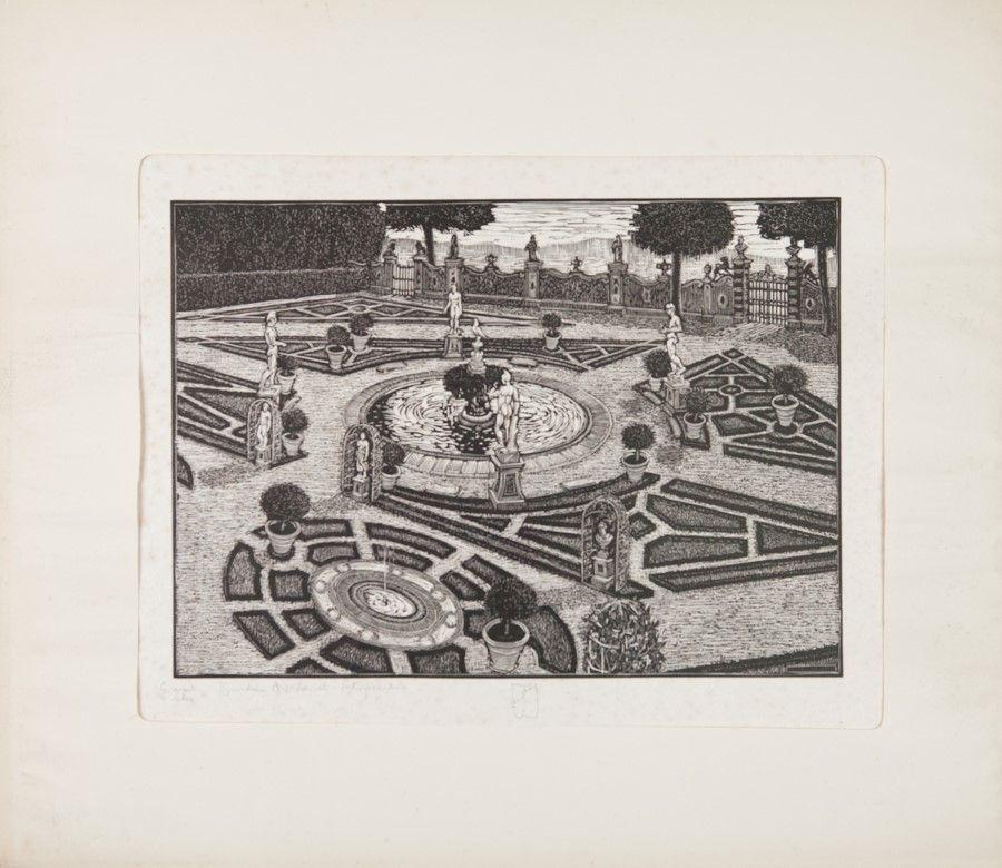 dario neri (murlo, 1895 - milano, 1958) : ville e giardini di ... - Libreria Antiquaria A Milano