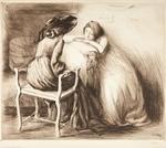 Les confidences, 1904.