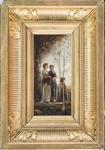 Cristiano Banti  (Santa Croce sull'Arno, 1824 - Montemurlo, 1904)