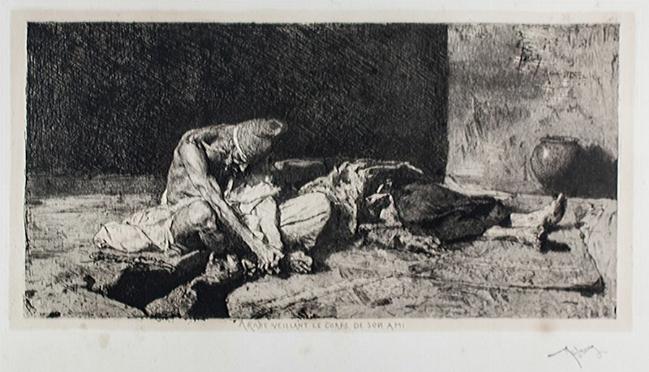 Mariano Fortuny y Marsal  (Tarragona, 1838 - Roma, 1874)