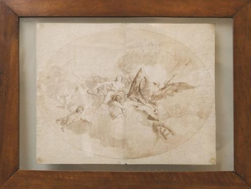 Giovanni Battista Tiepolo  (Venezia, 1696 - Madrid, 1770)