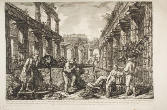 Piranesi Giovanni Battista, Piranesi Francesco