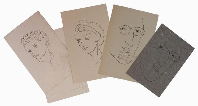 Matisse Henri, Rouveyre André