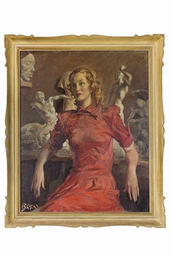 Paulo Ghiglia  (Firenze, 1905 - Roma, 1979)