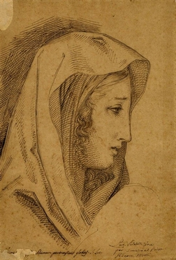 Luigi Sabatelli  (Firenze, 1772 - Milano, 1850)