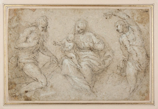 Jacopo Negretti (detto Palma il Giovane)  (Venezia, 1548 - 1628)