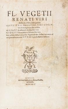 Vegetius Renatus Flavius