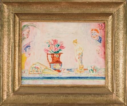 James Ensor  (Ostenda, 1860 - 1949)