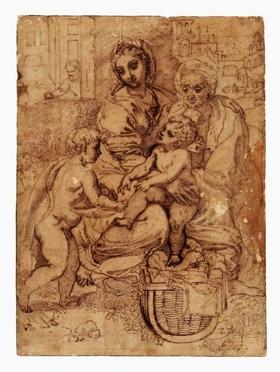 Giulio Pippi (detto Giulio Romano)  (Roma,  - Mantova, 1546)