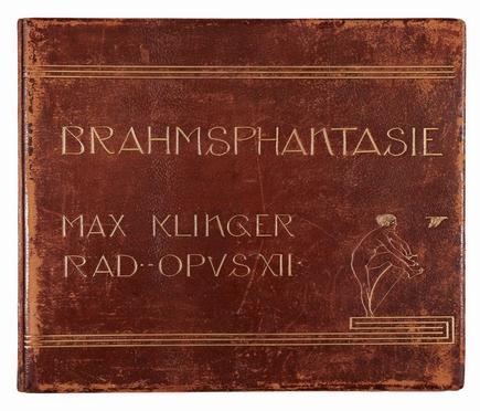 Max Klinger  (Lipsia, 1857 - Grossjena, 1920)