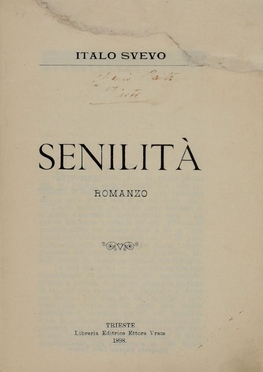 Svevo Italo