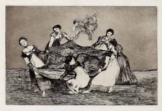 Francisco Goya y Lucientes  (Fuendetodos, 1746 - Bordeaux, 1828)