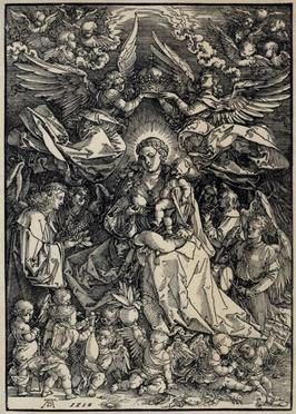 Albrecht Dürer  (Norimberga, 1471 - Norimberga, 1528)