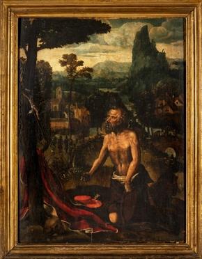 Herri Met de Bles detto il Civetta  (Bouvignes-sur-Meuse,  - Anversa, 1560)