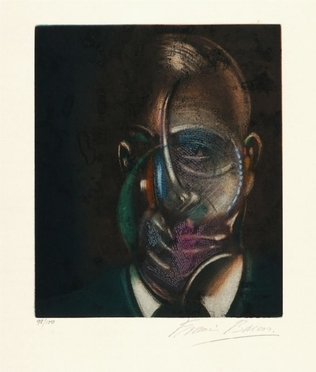 Francis Bacon  (Dublino, 1909 - 1992, )