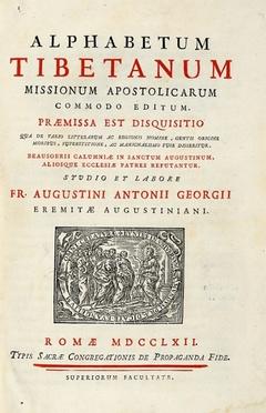 Giorgi Agostino Antonio