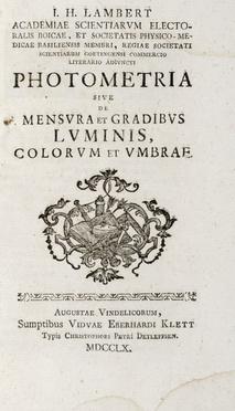 Lambert Johann Heinrich
