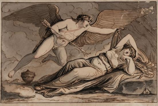 Felice Giani  (San Sebastiano Curone di Alessandria, 1758 - Roma, 1823)