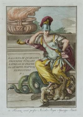 Carlo Lasinio  (Treviso, 1759 - Pisa, 1838)