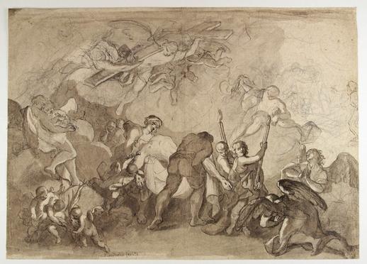 Luca Giordano  (Napoli, 1634 - 1705)