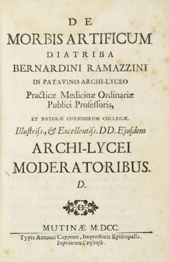 Ramazzini Bernardino
