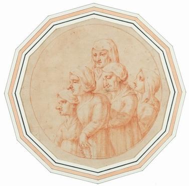 Annibale Carracci  (Bologna, 1560 - Roma, 1609)