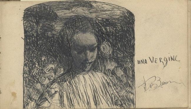 Domenico Baccarini  (Faenza, 1882 - 1907)