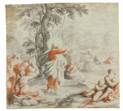 Giovanni Francesco Barbieri (detto il Guercino)  (Cento, 1591 - Bologna, 1666)