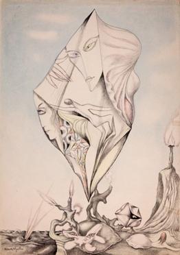 Alberto Martini  (Oderzo, 1876 - Milano, 1954)