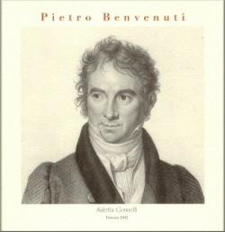 Vol. 8 - PIETRO BENVENUTI  - Collana grafica