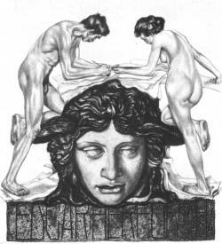 Vol. 9 - DER AKT IM MODERNEN EXLIBRIS  - Collana grafica