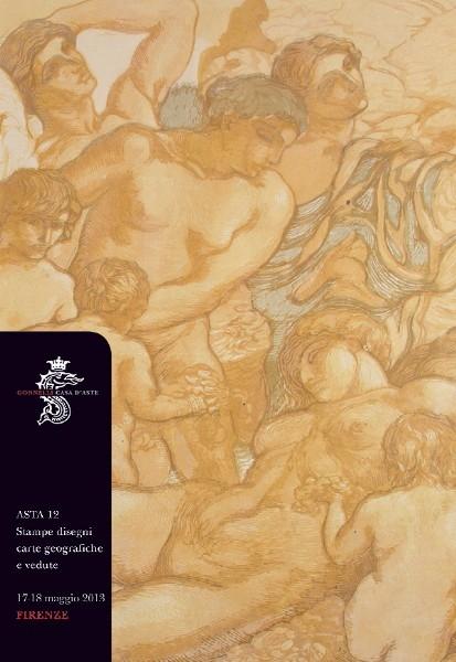ASTA N.12 Stampe, disegni, carte geografiche [..] - News & Press