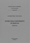 Vol.46 - Papiri dell'Università di Genova (PUG IV)